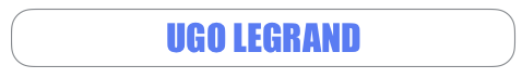 Site Officiel Ugo Legrand